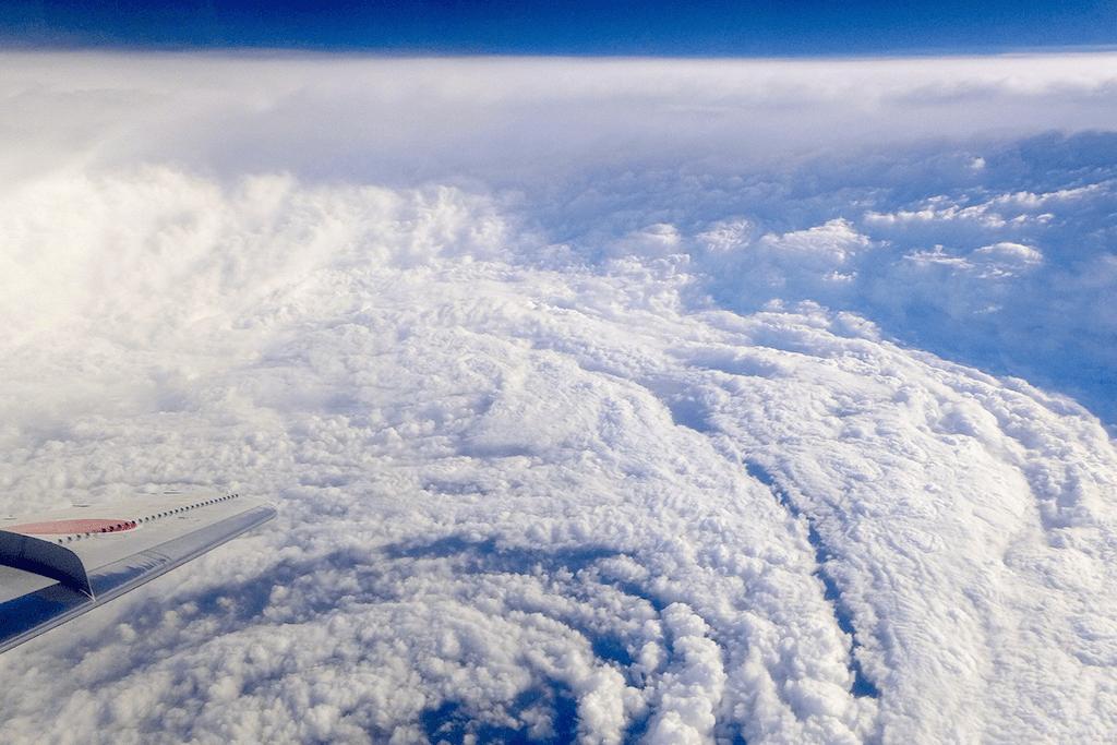 沖縄の台風